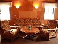 Obývací místnost apartmán 1 - Kouty nad Desnou
