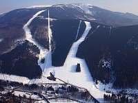 SkiAreál KOUTY - pronájem chaty Přemyslov