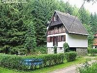 Chata k pronajmutí - dovolená Bazén Mohelnice rekreace Hněvkov