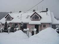 Apartmán na horách - okolí Nové Seninky
