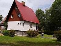 chata - ubytování Lipová Lázně - Bobrovník