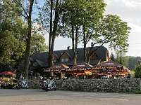 restaurace Bobrovník - Lipová Lázně - Bobrovník