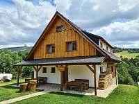 Dolní Morava ubytování 21 lidí  pronajmutí