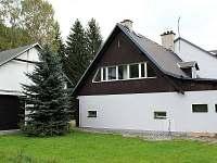 Chata Horní Lipová - ubytování Horní Lipová