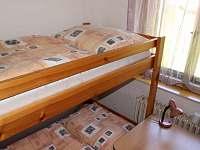 Pokoje 1-6 - chata k pronájmu Horní Lipová