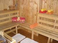 Sauna - Štědrákova Lhota