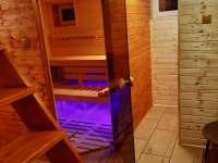 finská sauna - Malá Štáhle u Malé Morávky