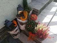 podzim na chatě