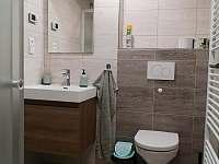 Apartmán č. 2, koupelna - Malá Morávka