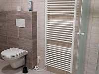 Apartmán č. 5, koupelna - Malá Morávka