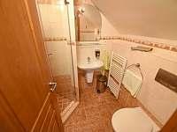Apartmán C - kopelna s WC
