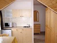 2l.pokoj - kuchyńka - ubytování Branná