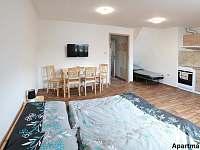 Apartmán 3 - ubytování Bělá pod Pradědem - Domašov