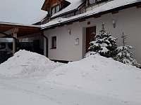 Chata Tánička - pronájem apartmánu Bělá pod Pradědem - Domašov