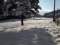 zimní zahrada - apartmán k pronájmu Bělá pod Pradědem - Domašov