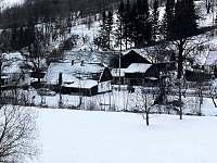 Bílá chalupa - ubytování Petrovice