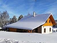 Chalupa Vichrovka 1 - ubytování Filipovice