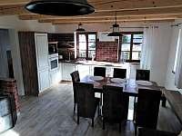 Kuchyňský kout s jídelním stolem - Filipovice