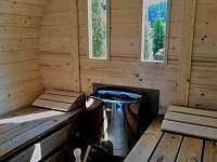 Sudová sauna - Filipovice