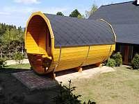 Sudová sauna - pronájem chalupy Filipovice