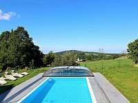 Chata NaHory, bazén - k pronájmu Zlaté Hory - Ondřejovice