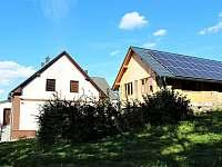 Chata NaHory Ondřejovice - ubytování Zlaté Hory - Ondřejovice