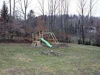 Dětské hřiště - Zlaté Hory - Ondřejovice