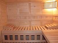 sauna - Zlaté Hory - Ondřejovice