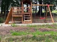detské hřiště - Písařov