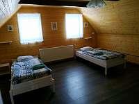horni apartman  ložnice