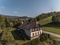 ubytování Vernířovice Chalupa k pronajmutí