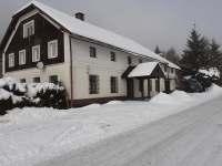 zima - Vernířovice