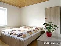 Ložnice II., dolní apartmán