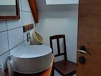horní koupelna - sprchov kout
