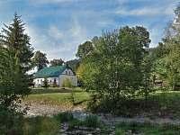 Chalupa k pronajmutí - dovolená  Vrbno pod Pradědem - rybníky rekreace Holčovice - Komora