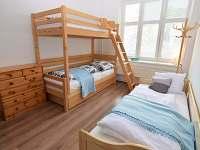 Ložnice pro 3-4 osoby