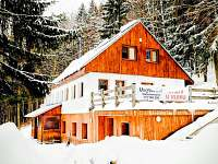 ubytování Ski areál X-park Františkov Chata k pronajmutí - Kouty nad Desnou