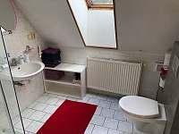 koupelna - Rudná pod Pradědem