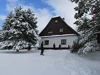 ubytování Ski areál Pawlin - Karlov pod Pradědem Chalupa k pronajmutí - Rudná pod Pradědem