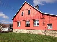 Chata Nová Červená Voda