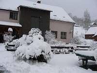 Apartmán na horách - dovolená Hrubý Jeseník rekreace Štědrákova Lhota
