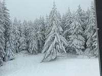 Praděd v zimě - Vajglov