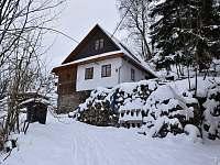 ubytování Ski areál Ski klub Ramzová pod Klínem Chalupa k pronájmu - Branná