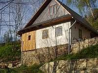 ubytování na chatě k pronájmu Branná