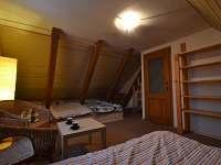 ložnice velká 5 lůžek