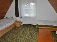 4-lůžkový pokoj-podkroví - chata ubytování Karlov pod Pradědem