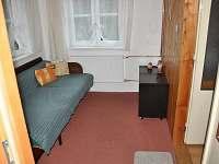 pokoj v přízemí 1-2lůžkový