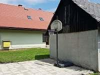basketbalový koš - Stříbrnice