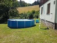 bazén - Stříbrnice