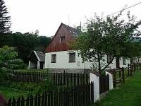 ubytování na Šumpersku Chata k pronájmu - Stříbrnice